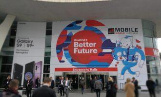 MWC2018バルセロナ